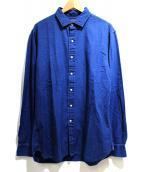 POLO RALPH LAUREN(ポロ・ラルフローレン)の古着「デニムシャツ」|インディゴ