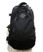 VISVIM(ビズビム)の古着「リュック」|ブラック