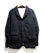 A VONTADE(ア ボンタージ)の古着「ウールジャケット」|ブラック