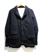 A vontade(アボンタージ)の古着「ウールジャケット」|ブラック