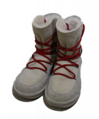 UGG(アグ)の古着「ブーツ」|アイボリー