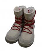 UGG()の古着「ブーツ」|アイボリー