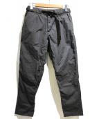 GRAMICCI(グラミチ)の古着「クライミングパンツ」|ダークグレー