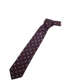 GUCCI(グッチ)の古着「ネクタイ」|パープル
