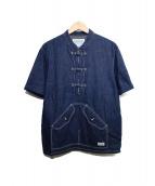 NEIGHBORHOOD(ネイバーフッド)の古着「デニムシャツ」|ブルー