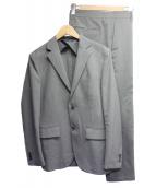 EDIFICE(エディフィス)の古着「セットアップスーツ」 グレー