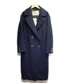 Traditional Weatherwear(トラディショナルウェザーウェア)の古着「レディスコート」|ネイビー
