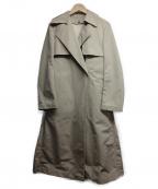 Unaca(アナカ)の古着「ライナー付トレンチコート」|ベージュ