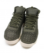 NIKE()の古着「FLYKNIT ELEVATION 23」|オリーブ