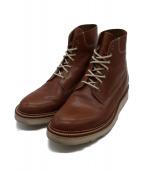 GRENSON(グレンソン)の古着「ブーツ」|ブラウン