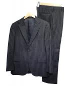 MACKINTOSH LONDON(マッキントッシュ ロンドン)の古着「セットアップスーツ」|ブラック
