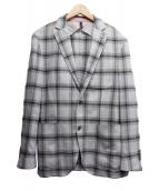 L.B.M.1911(エルビーエム1911)の古着「シャツジャケット」|グレー