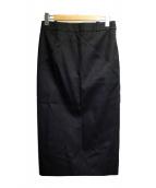 BALENCIAGA(バレンシアガ)の古着「タイトスカート」 ブラック