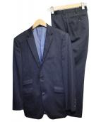 BURBERRY BLACK LABEL(バーバリーブラックレーベル)の古着「セットアップスーツ」|ネイビー