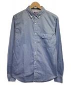 THE NORTH FACE PURPLE LABEL(ザノースフェイス パープルレーベル)の古着「シャツ」|ライトブルー