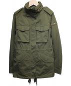 TATRAS(タトラス)の古着「M65ジャケット」 カーキ