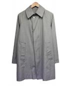 GRENFELL(グレンフェル)の古着「ステンカラーコート」|グレー