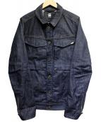 G-STAR RAW(ジースターロウ)の古着「Vodan 3D Slim Jacket」|ネイビー