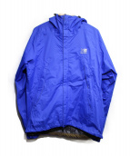 Karrimor(カリマ)の古着「ファントムジャケット」 ブルー