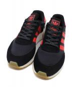 adidas(アディダス)の古着「イニキランナー」|レッド×ブラック