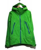 MARMOT(マーモット)の古着「アルピニストジャケット」|グリーン