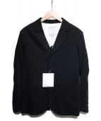 VISVIM(ヴィスヴィム)の古着「MESA BLAZER」|ブラック