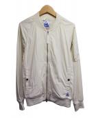 CAPE HEIGHTS(ケープハイツ)の古着「MA-1ジャケット」|ホワイト