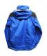 THE NORTH FACE (ザノースフェイス) セットアップレインウェア ブルー サイズ:M NPW10032:7800円