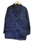 HEVO(イーヴォ)の古着「ナイロンジャケット」|ネイビー