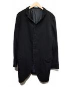 nemeth(ネメス)の古着「チェスターコート」|ブラック