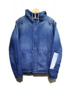 HELLY HANSEN×MIGHTY MAC(ヘリーハンセン×マイティマック)の古着「デニムジャケット」|インディゴ
