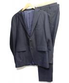 TAKEO KIKUCHI(タケオキクチ)の古着「セットアップスーツ」|ネイビー