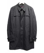PS Paul Smith(ピーエスポールスミス)の古着「ライナー付コート」|ブラック