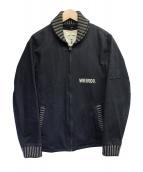 WEIRDO(ウィアード)の古着「ファラオジャケット」|ブラック