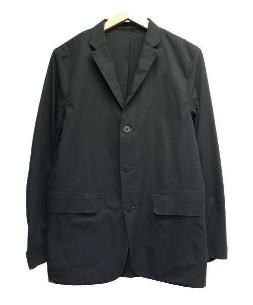 DESCENTE PAUSE(デサントポーズ)DESCENTE PAUSE (デサントポーズ) パッカブルジャケット ブラック サイズ:Mの古着・服飾アイテム