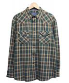 PENDLETON(ペンドルトン)の古着「チェックシャツ」|グリーン
