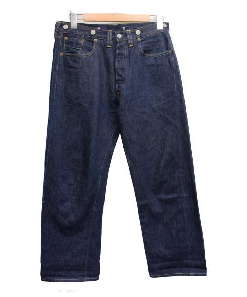 LEVIS VINTAGE CLOTHING(リーバイス ヴィンテージ クロージング)LEVIS VINTAGE CLOTHING (リーバイス ヴィンテージ クロージング) セルビッチデニムパンツ インディゴ サイズ:W32 L36 1933s 501XXの古着・服飾アイテム