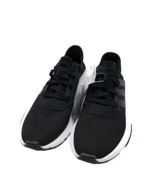 adidas(アディダス)adidas (アディダス) メッシュスニーカー グリーン サイズ:26.0 未使用品 EE9695の古着・服飾アイテム