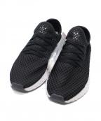 adidas×KICKS LAB(アディダス×キックスラボ)の古着「メッシュスニーカー」|ブラック
