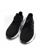 adidas(アディダス)の古着「メッシュスニーカー」|ブラック