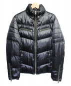 BURBERRY BLACK LABEL(バーバリーブラックレーベル)の古着「ダウンジャケット」|ブラック