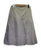 49AV junko shimada(ジュンコシマダ)の古着「スカート」|アイボリー