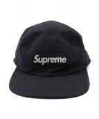 Supreme(シュプリーム)の古着「ゴアテックス キャンプキャップ」|ブラック