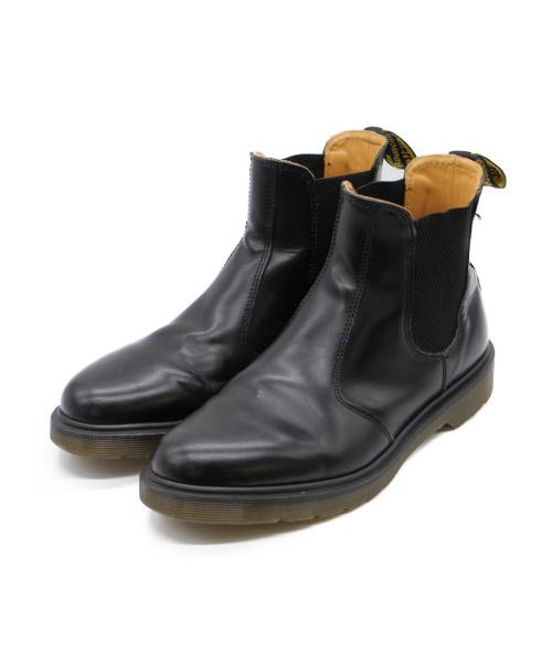 Dr.Martens(ト゛クターマーチン)Dr.Martens (ドクターマーチン) チェルシーブーツ ブラック サイズ:US10 10297 CHELSEA BOOTの古着・服飾アイテム