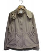 KUMIKYOKU(クミキョク)の古着「マウンテンパーカー」 ベージュ
