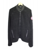 CANADA GOOSE(カナダグース)の古着「スティルウォーター ジャケット」|ブラック