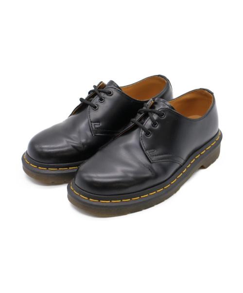 Dr.Martens(ト゛クターマーチン)Dr.Martens (ドクターマーチン) 3ホールシューズ ブラック サイズ:36 1461 3EYE GIBSON SHOEの古着・服飾アイテム
