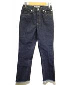 JANE SMITH(ジェーンスミス)の古着「5ポケットブーツカットデニム」|インディゴ