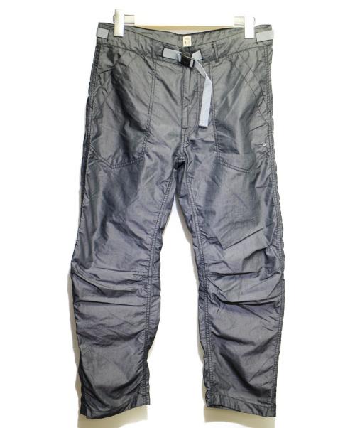 MARMOT×KATO(マーモット×カトー)Marmot×KATO (マーモット×カトー) ユーテリティパンツ グレー サイズ:L Utility Pantの古着・服飾アイテム