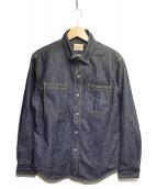 KOJIMA GENES(コジマジーンズ)の古着「デニムジャケット」 インディゴ